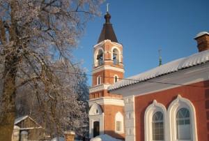 Храм Вознесения Господня  г. Данилов